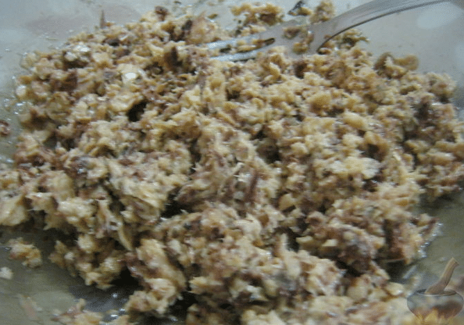 Салат мимоза рецепт с консервой, классический, с пошаговыми фото!