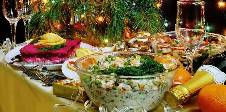 Новогоднее меню 2018. Рецепты новых и интересных блюд в год желтой собаки