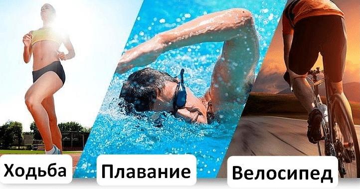Упражнения при варикозе нижних конечностей - гимнастика дома