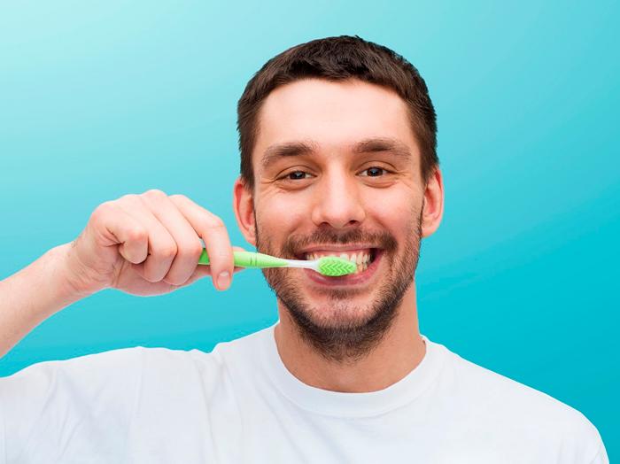 Правильная техника чистки зубов