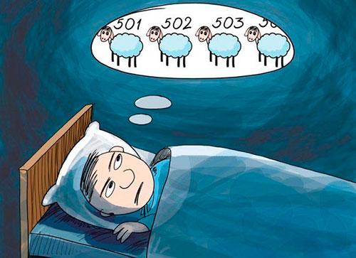Как заснуть ночью, если не спится