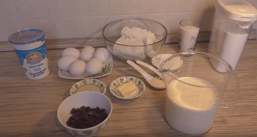 Блины с творогом — топ 4 лучших рецепта тонких блинчиков