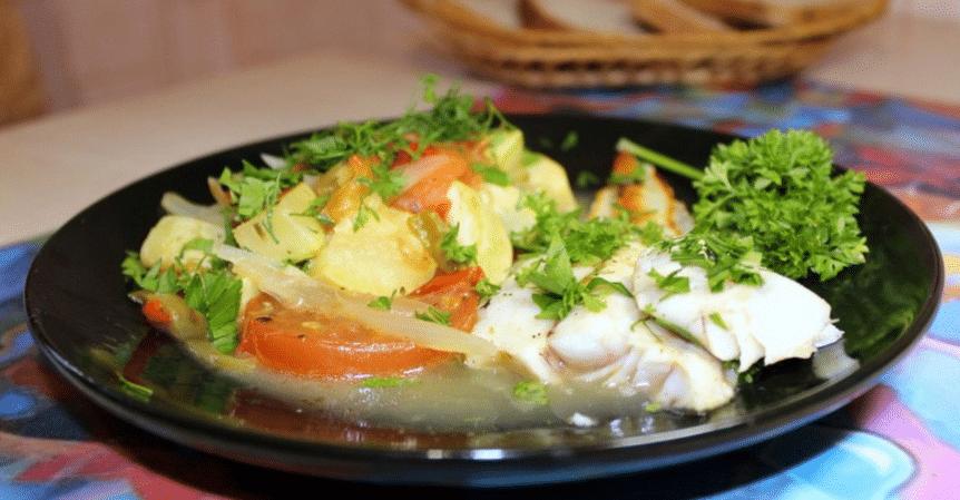 Рецепт минтая в духовке с фото: как приготовить минтай вкусно
