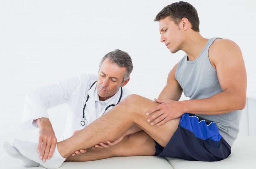Что делать при растяжении икроножной мышцы