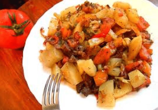 Рецепты овощного рагу с кабачками: готовим с капустой, в мультиварке!