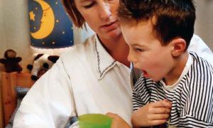 ребенок задыхается от кашля и лечение