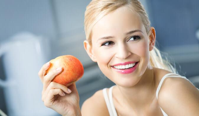 полезные для зубов продукты