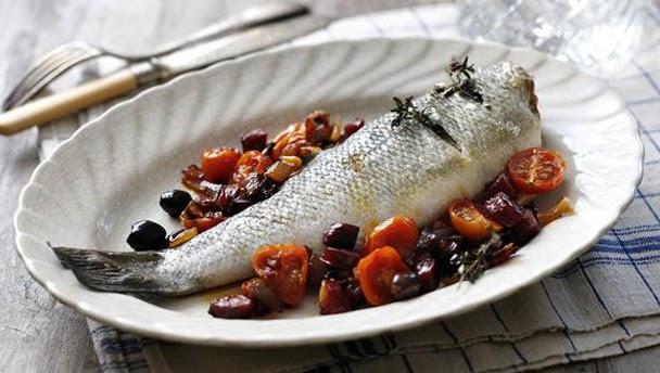Рыба голец