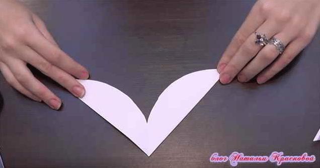 Снежинки из бумаги своими руками, простые схемы для поэтапного вырезания красивых снежинок