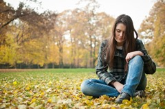 одиночество - главный враг хорошего настроения