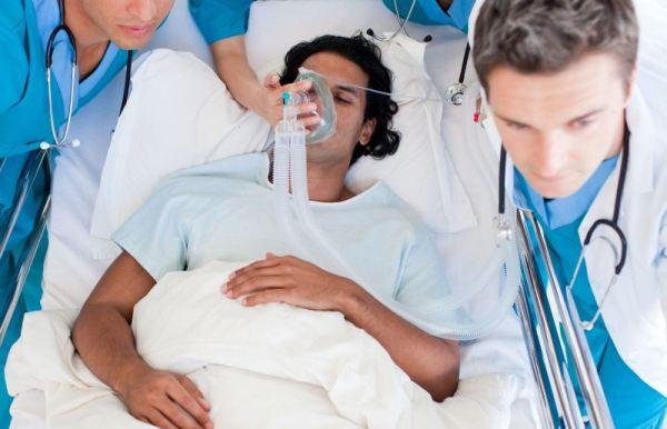 Неотложная помощь при анафилактическом шоке. Алгоритм действий