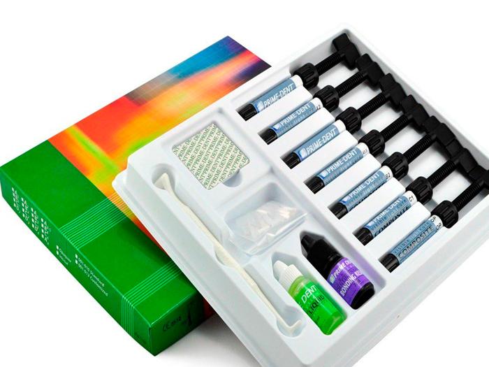 Материалы для пломбирования зубов