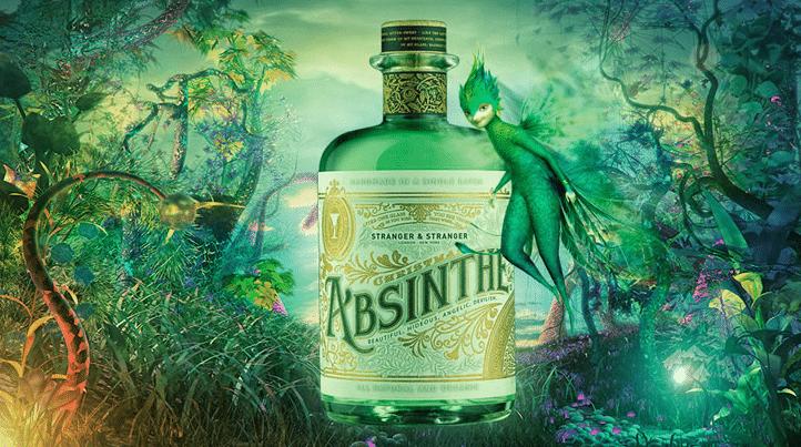 Как правильно пить зеленый абсент