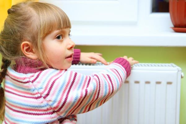 Почему у ребенка холодные руки?