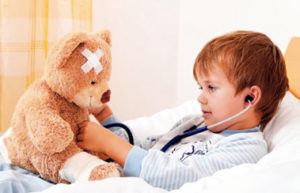 Что делать, если у ребенка не проходит кашель