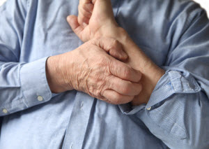 Кожный зуд у пожилых людей
