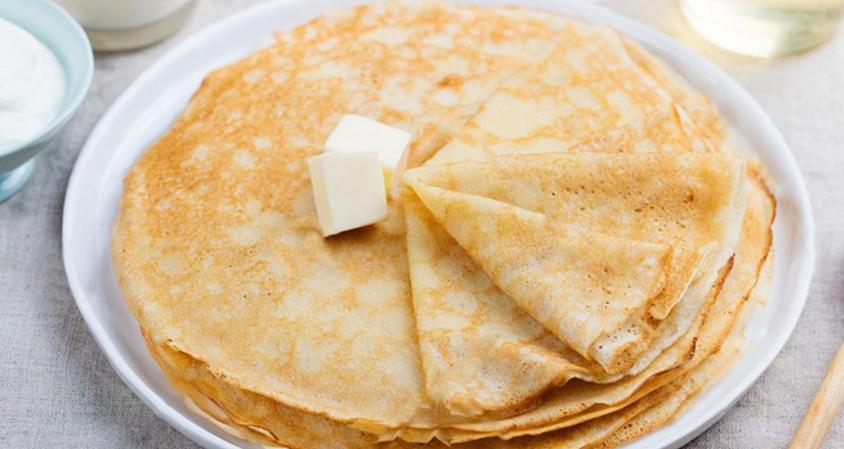 Классические блины на молоке 6 пошаговых рецепта с фото!