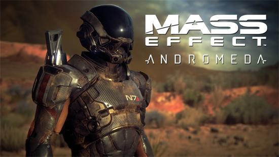Mass Effect Andromeda - лучшая игра для будущих капитанов