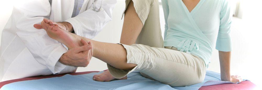 Оказание первой помощи при вывихах суставов