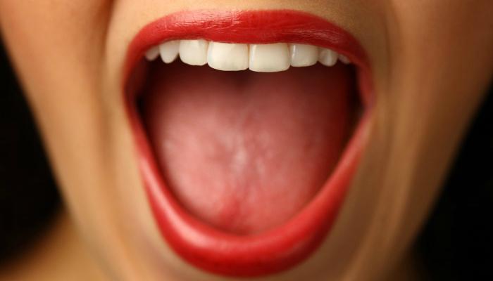 Папилломы во рту (фото)