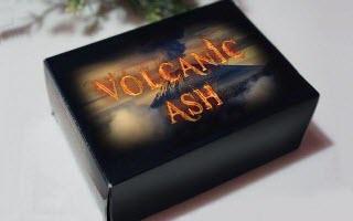 Вулканическое мыло