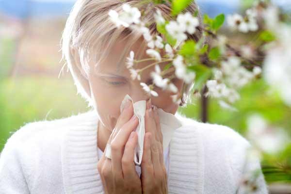 Диета при аллергии на пыльцу
