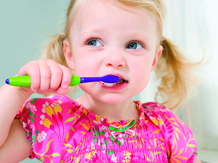 Гель при прорезывании зубов