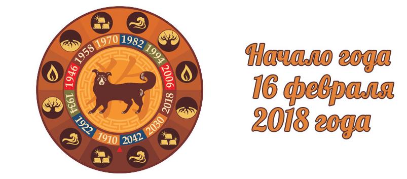 Годом какого животного по гороскопу будет 2018 год