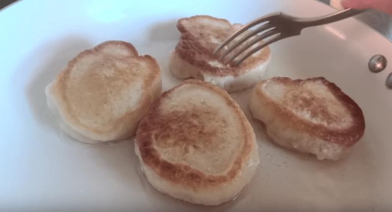 Пышные оладьи на кефире и молоке. Пошаговые рецепты пышных оладьев