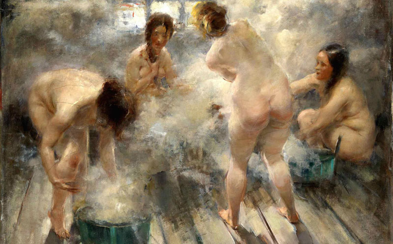 Можно ли мыться в бане при беременности 23-3
