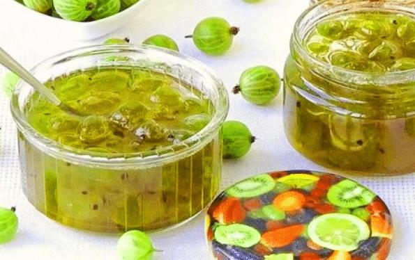 Варенье из крыжовника на зиму (царское или изумрудное варенье): 7 вкусных и простых рецептов
