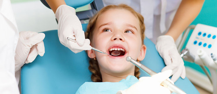 обезболивание зубов у детей