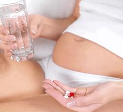 Лечение молочницы при беременности