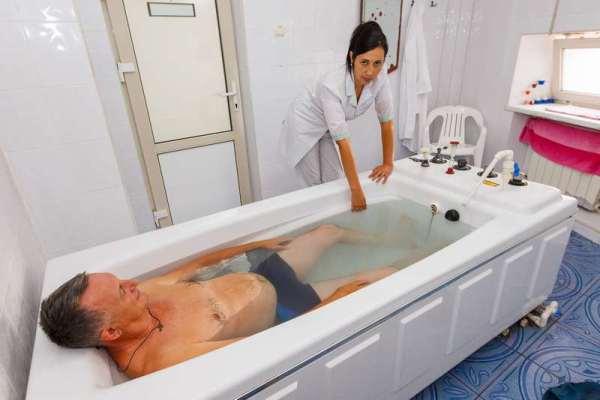 Сероводородные ванны. Польза и вред