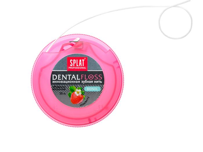 Миф о вреде зубной нити