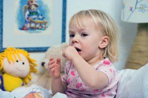 Что делать, если у ребенка не проходит кашель с мокротой