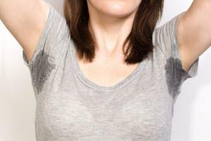 Как избавиться от гипергидроза