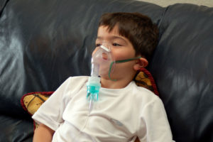 Ингаляции при кашле небулайзером ребенку