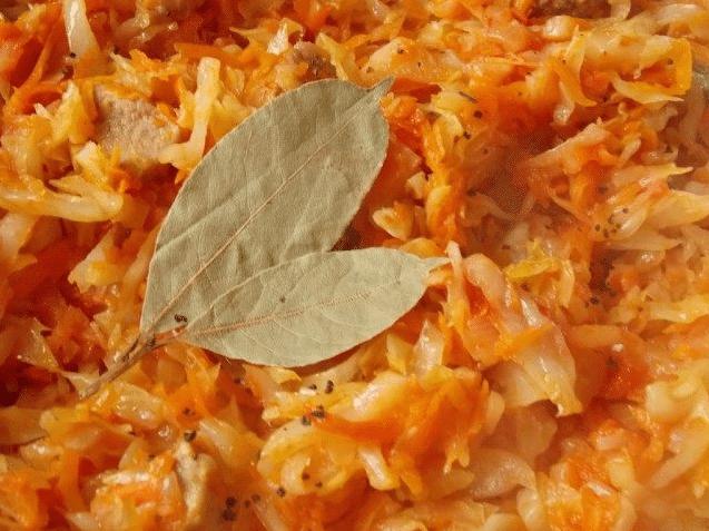 Капуста тушеная с мясом, 6 очень вкусных рецептов приготовления