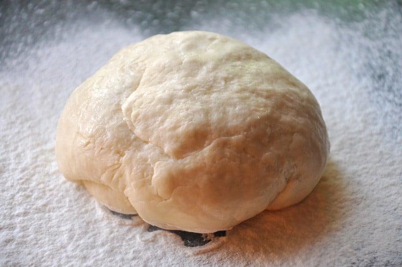 Тесто для домашней лапшы