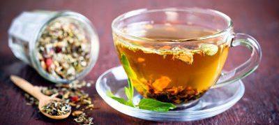 Глистогонный чай