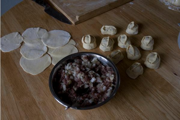 Манты: рецепт приготовления с фото, как лепить манты красиво