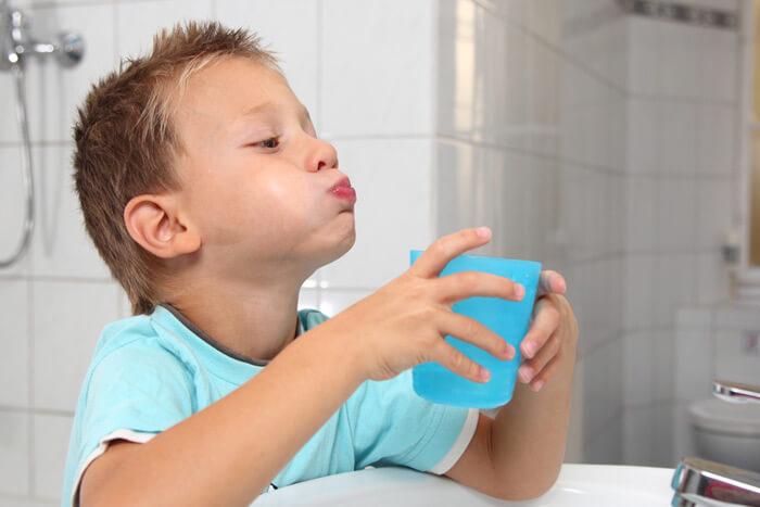 хлоргексидин для лечения детей