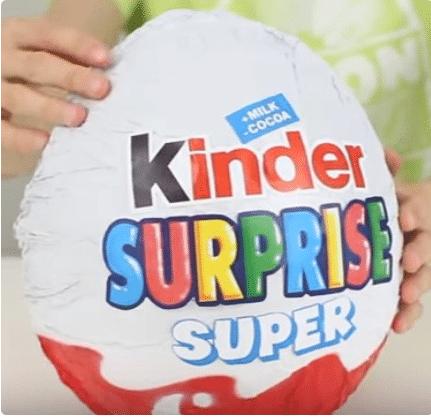 Как сделать большой киндер сюрприз своими руками из бумаги в домашних условиях