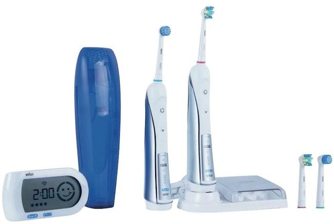 противопоказания к электрощетке для зубов