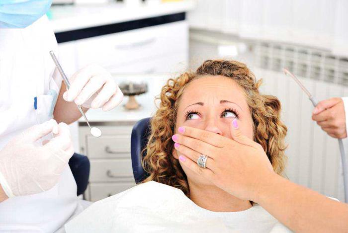 Обезболивание в стоматологии и лечение под наркозом