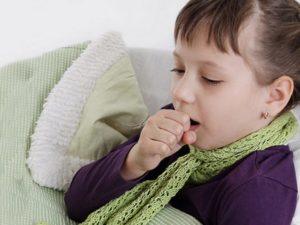 у ребенка не проходит кашель с мокротой