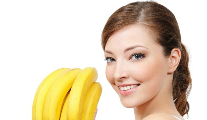 Как сделать банановую маску для лица от морщин с медом, крахмалом в домашних условиях для сухой кожи