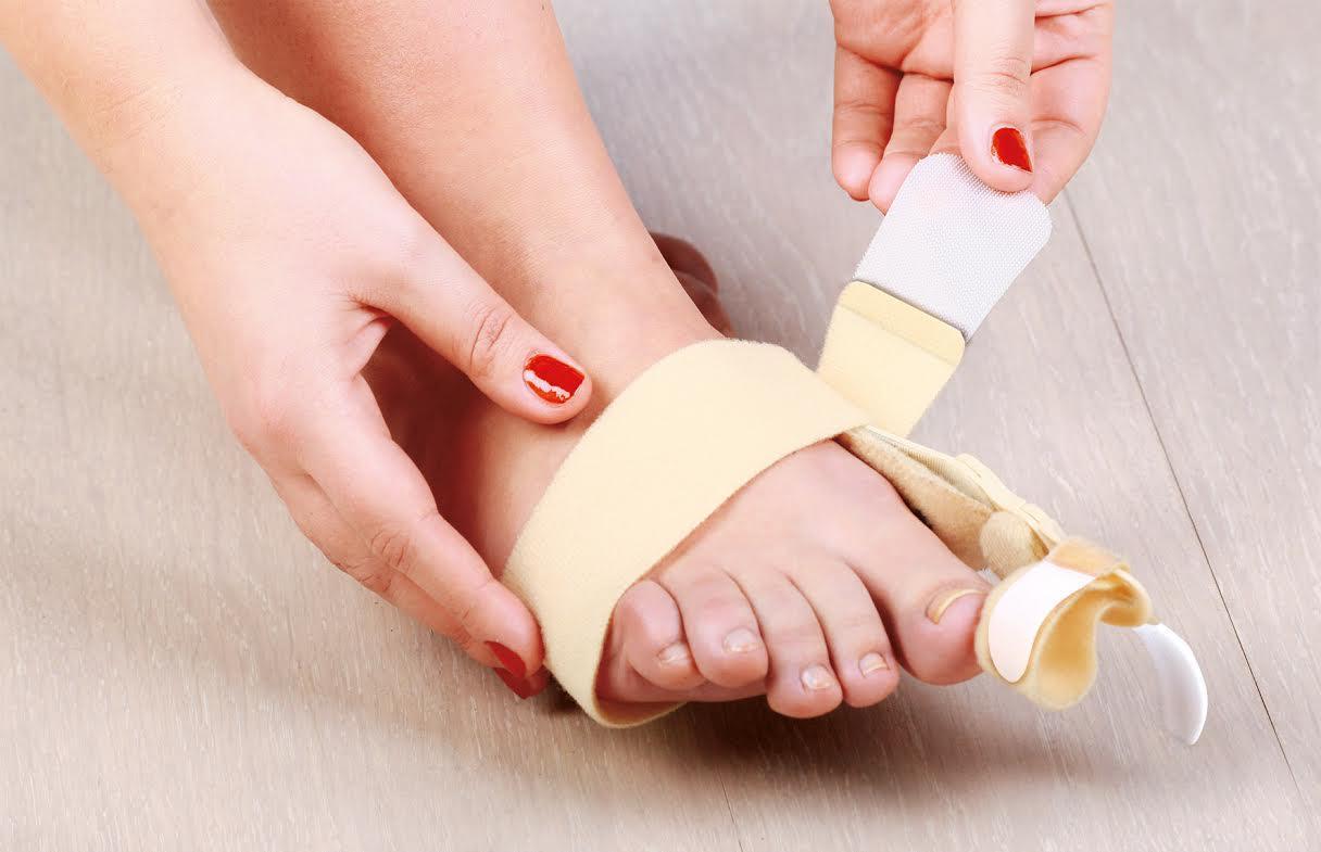 Что делать, если сломан палец на ноге?